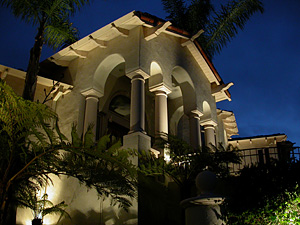 landscape lighting outdoor lighting reno sparks carson city nv