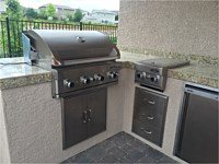 Fantastic Outdoor Kitchens