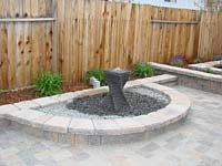 Pondless Waterfeature